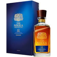 The Nikka 12年 威士忌 禮品盒裝