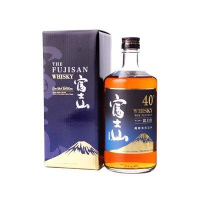 牧野酒造富士山地層水仕込威士忌