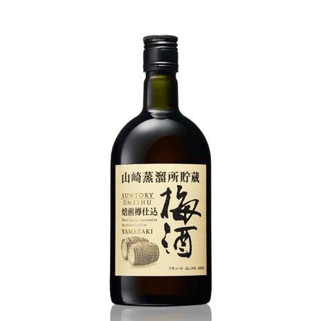 山崎蒸溜所貯蔵焙煎樽仕込梅酒