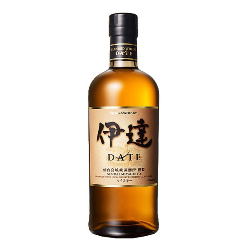 Nikka Whisky Date 伊達 700mL