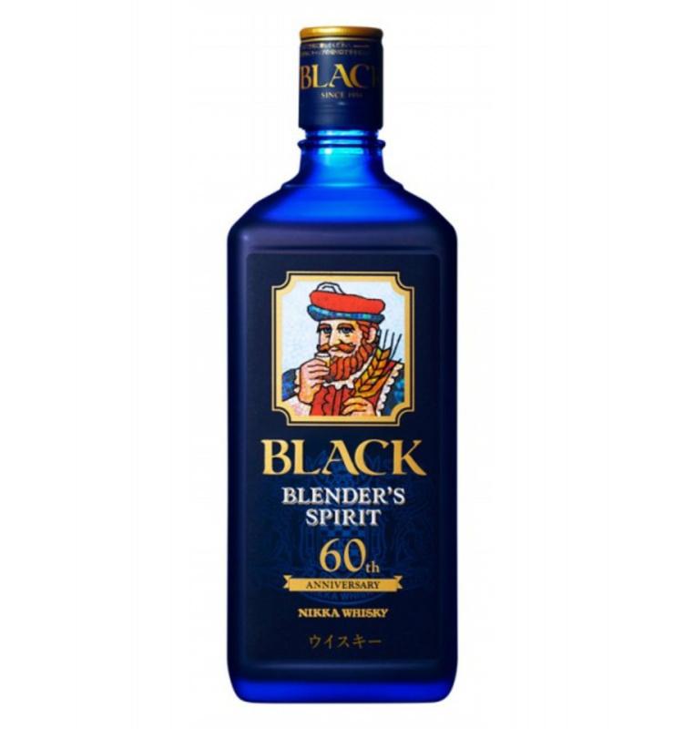 Nikka Black 60周年紀念限量版威士忌