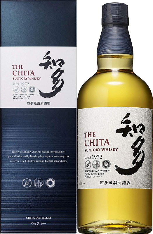 Suntory 三得利知多穀物威士忌 (盒裝)