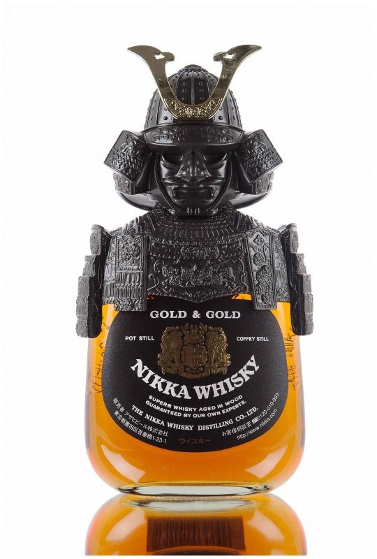 Nikka Gold & Gold 武士禮盒裝威士忌