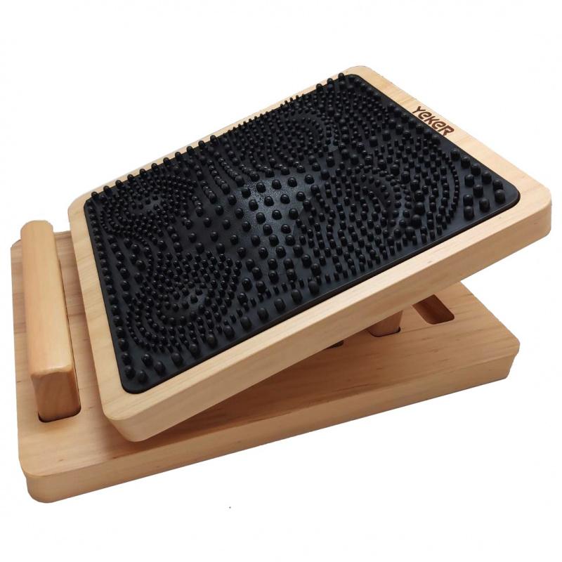 養生實木拉筋板(四段式) Wooden Stretch Board