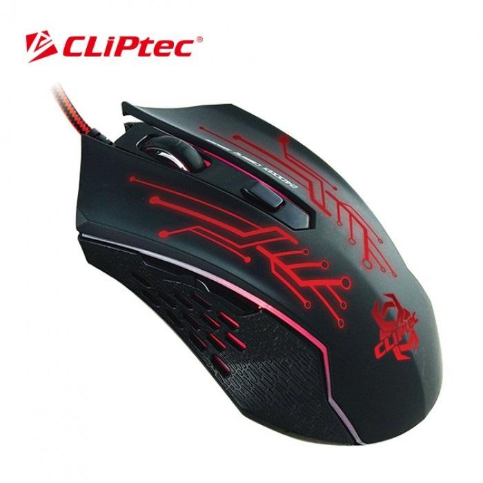 CLiPtec 迅猛龍電競滑鼠 [3款]