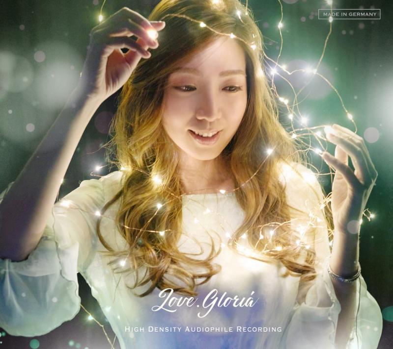 Gloria 歌莉雅 - Gloria Love 情。歌莉雅 CD