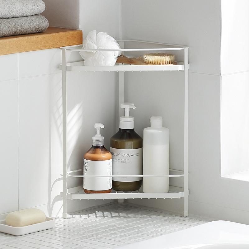 牆角廚房浴室置物架