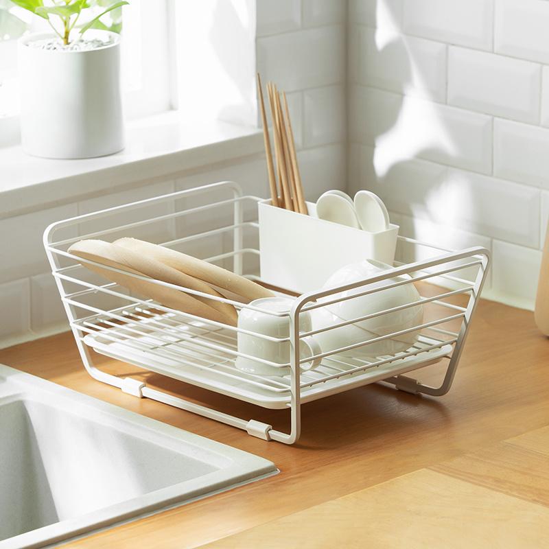 廚房碗碟瀝水架
