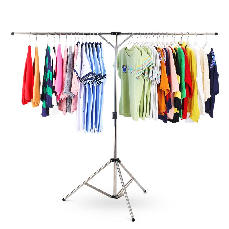 折疊伸縮室內晾衣架