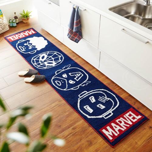 Marvel 英雄卡通地毯 [2尺寸]