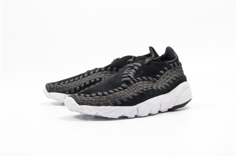 Nike Air Footscape Woven NM [黑色]