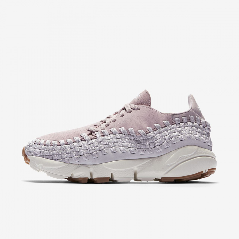 Nike Air Footscape Woven 女裝鞋  [淺粉紅色]