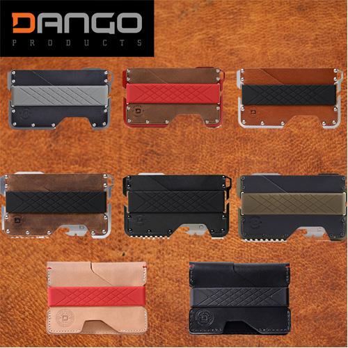 Dango wallet 多功能戰術銀包 [6色] [5款]