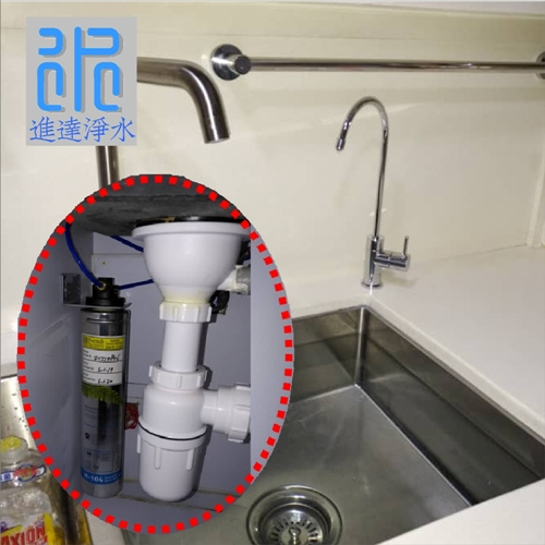 Everpure H-104 濾水器包上門送貨連標準安裝 (Filtration System with on-site installation)