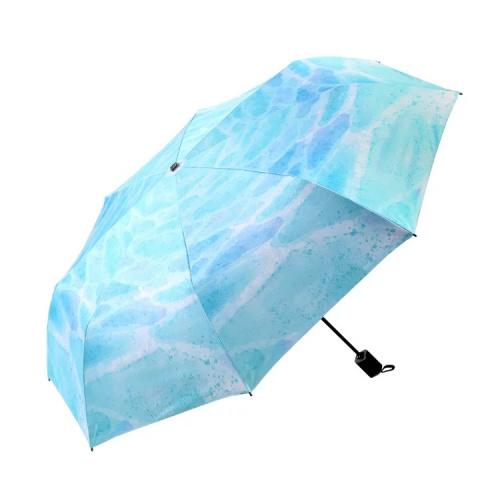 Boy BY3061 三折防UV摺疊雨傘 禮盒裝 [2款]