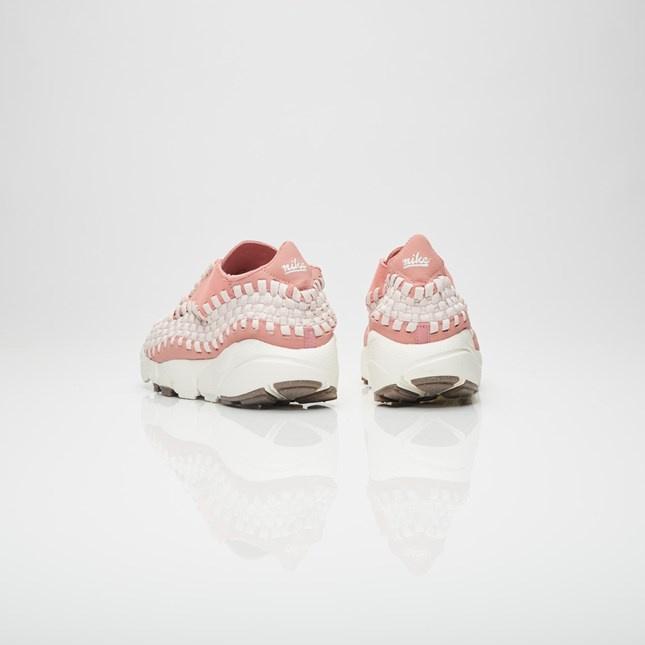 Nike Air Footscape Woven 女裝鞋 [粉紅色]