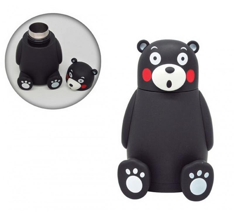 熊本熊 3D立體真空冷熱保溫杯 [2款]