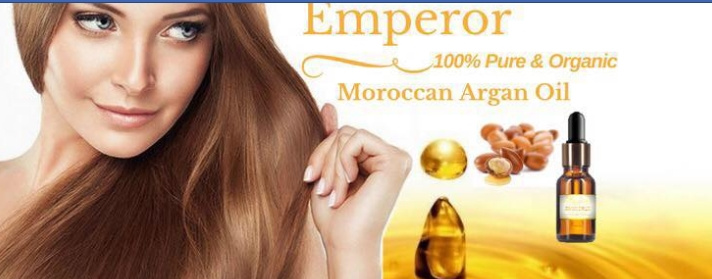 Emperor Moroccan Argan Oil-100%純正有機摩洛哥堅果油 (50ml)