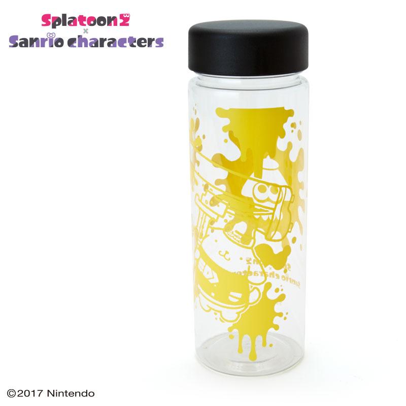 日本SANRIO Hello Kitty x Splatoon 水樽500ml [4款]