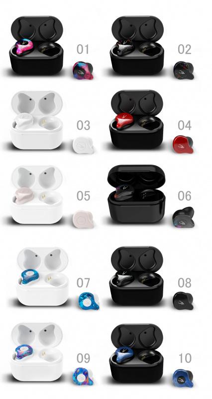 SABBAT x12 Pro 藍牙5.0防水入耳式耳機 [10色]