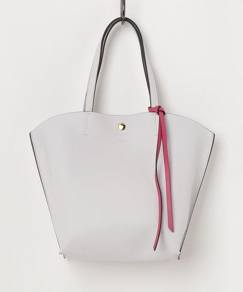 COLORS by Jennifer Sky 仕切りトートTote Bag [5色]