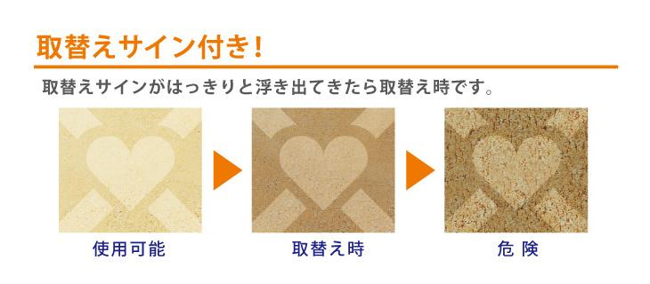 日本油煙油汚不織布専用パッと貼