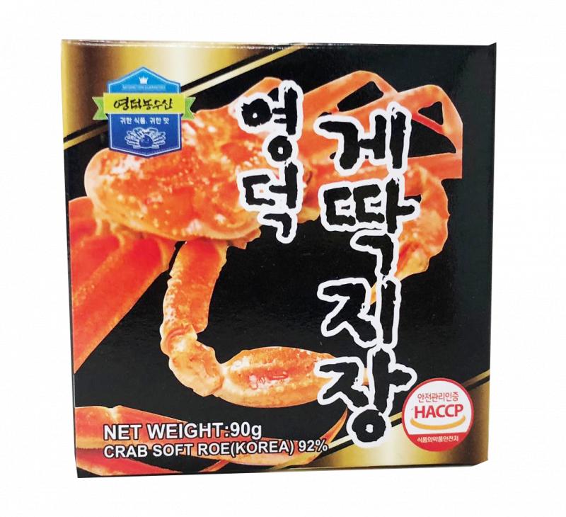 YDK 即食蟹膏 / 蟹肉
