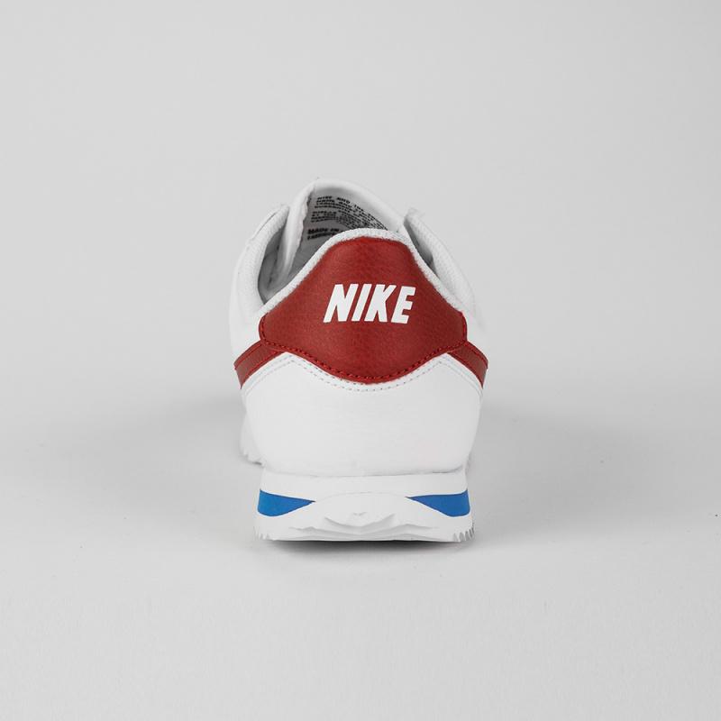 Nike Cortez Basic SL 女裝鞋 [白紅色]