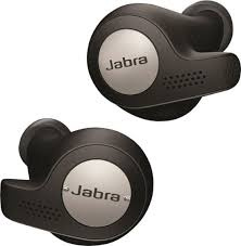 Jabra Elite Active 65t 真無線運動藍牙耳機 [黑色]