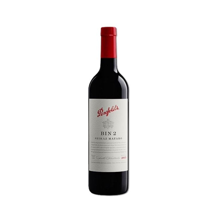 Penfolds Bin 2 Shiraz Mataro Cork 2016 750ml - 1237906
