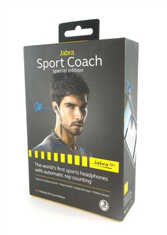 Jabra Sport Coach Special Edition 藍牙運動偵測耳機 (特別版)
