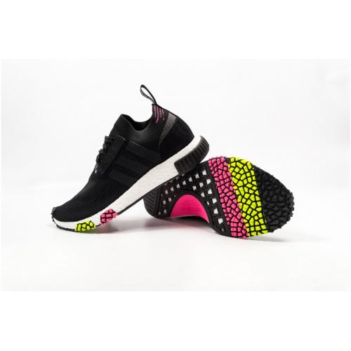 Adidas NMD Racer PrimeKit PK 男裝鞋 [黑色]