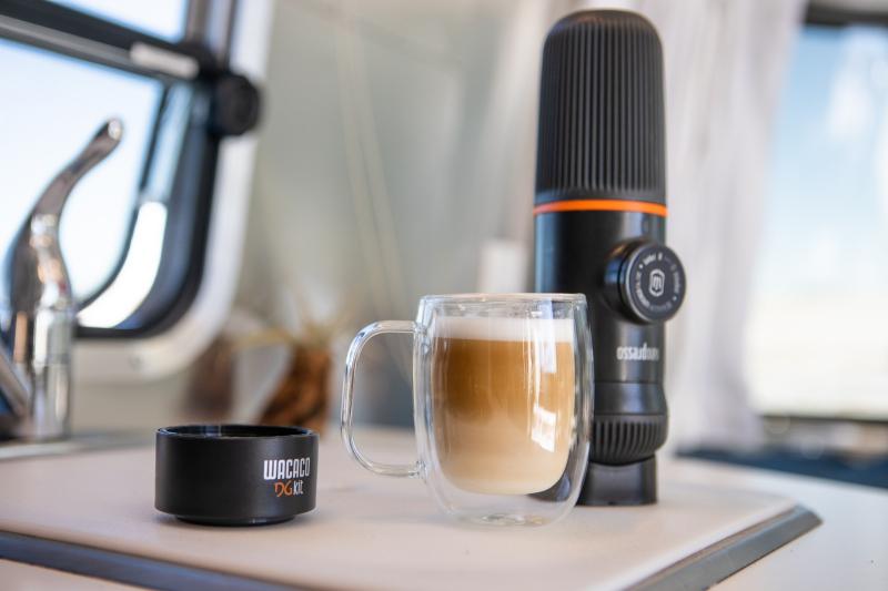 Wacaco Nanopresso 便攜式咖啡機 18Bar壓力/ 配件