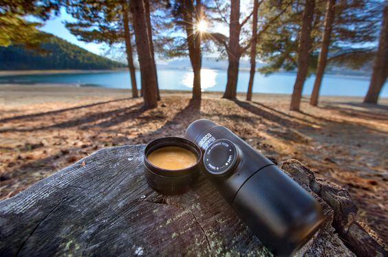 Wacaco Minipresso NS 迷你手壓濃縮咖啡機 [兼容Nespresso膠囊]