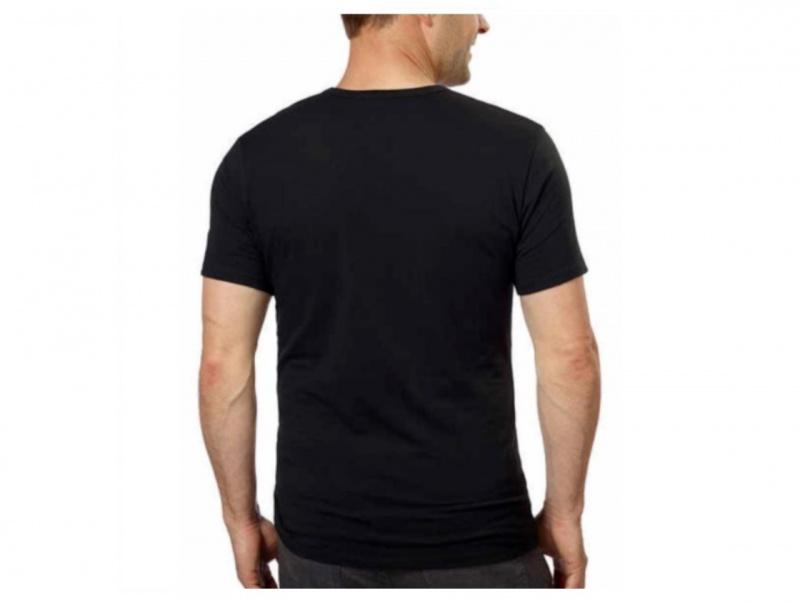 Calvin Klein 男士V領短袖內衣三件裝