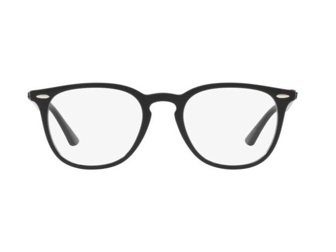 Ray-Ban RB7159F-2000 可配度數眼鏡