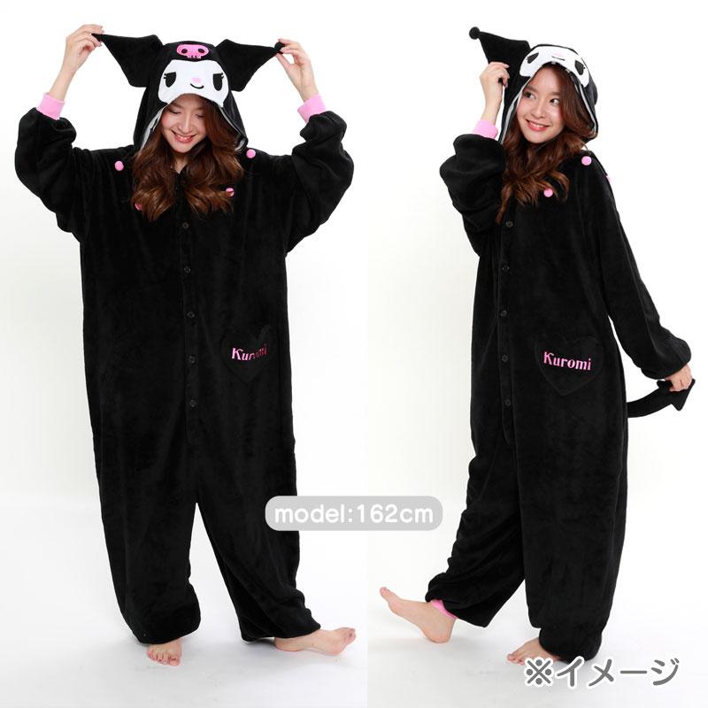 日本SANRIO Kuromi / 玉桂狗造型一件套 [2款]