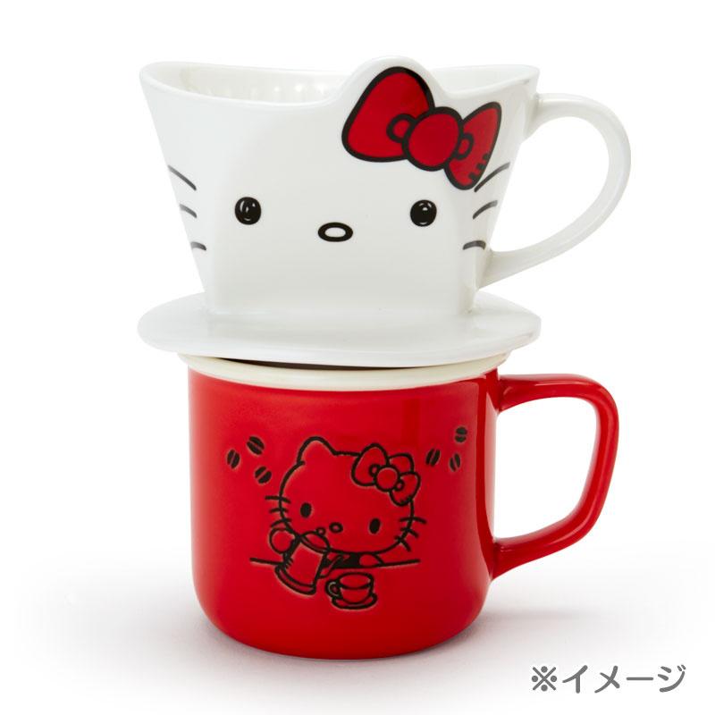 日本SANRIO Hello Kitty / Snoopy 沖咖啡套裝 [2款]