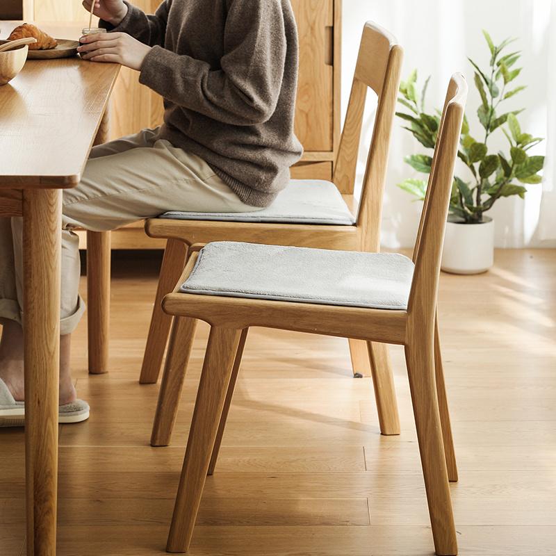 簡潔椅子坐墊 [4個]