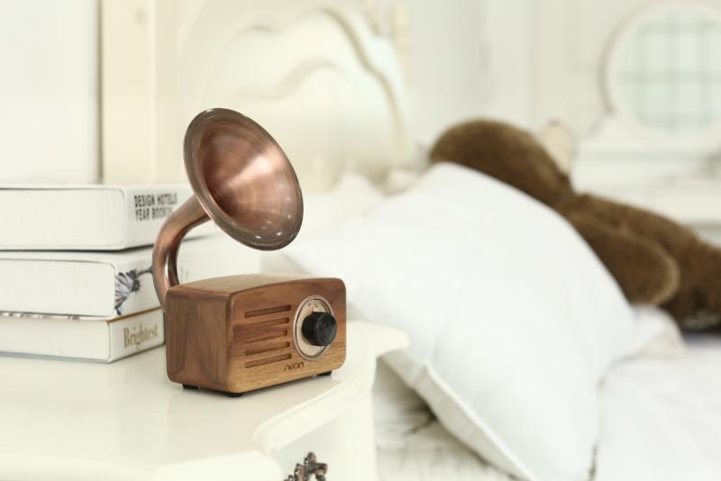 NEON MS125藍芽播放器/FM收音機