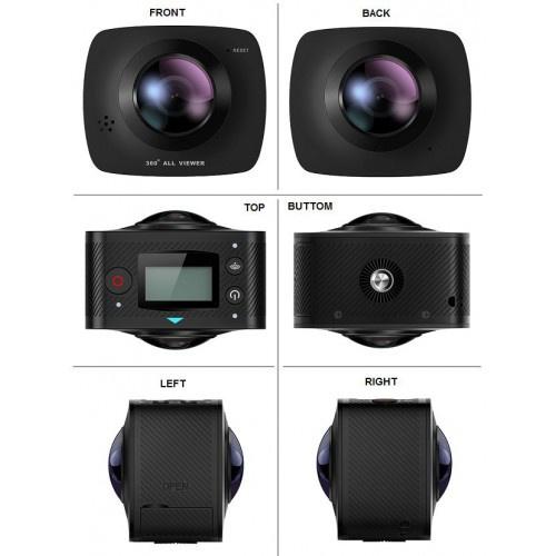 PANOVIEW P3600 360攝影機
