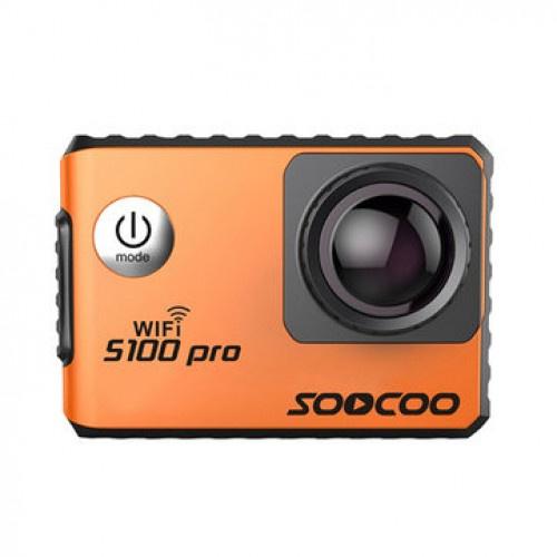 SOOCOO S100 PRO 聲控觸屏防水 4K 浮潛運動攝影機