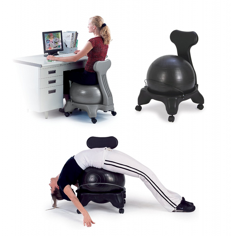 ATP AIRFY 瑜珈球空氣椅 [送瑜珈球及氣泵]