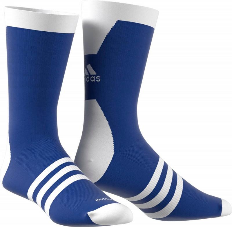 Adidas WG Infinity 13 單車襪 藍色 白色