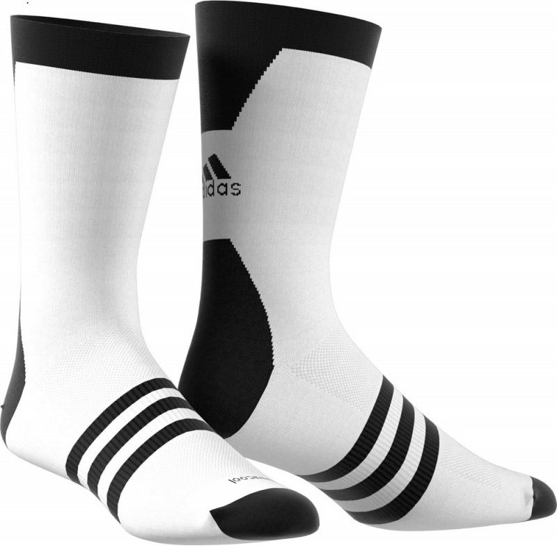 Adidas WG Infinity 13 單車襪 白色 黑色