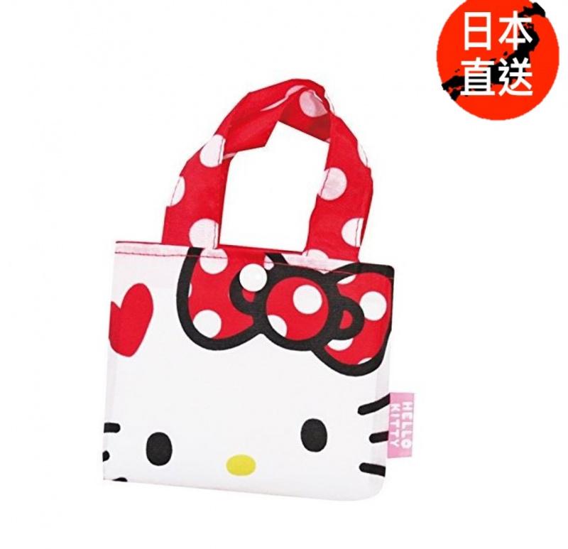 Doraemon / hello kitty /Melody折疊環保購物袋(日本直送)