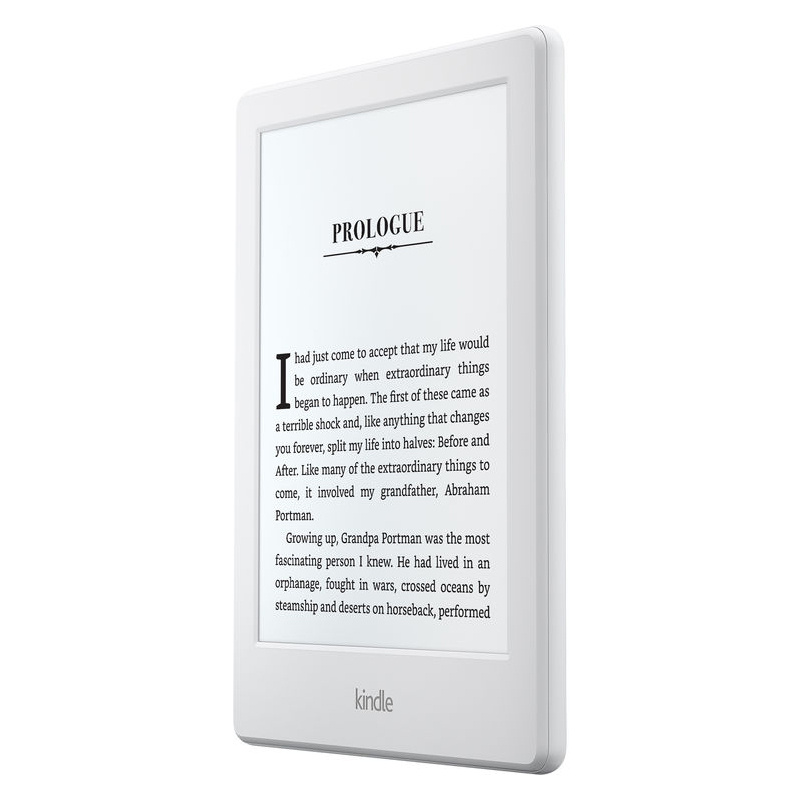 AMAZON - Kindle 8 電子書閱讀器 美國版 黑色/白色