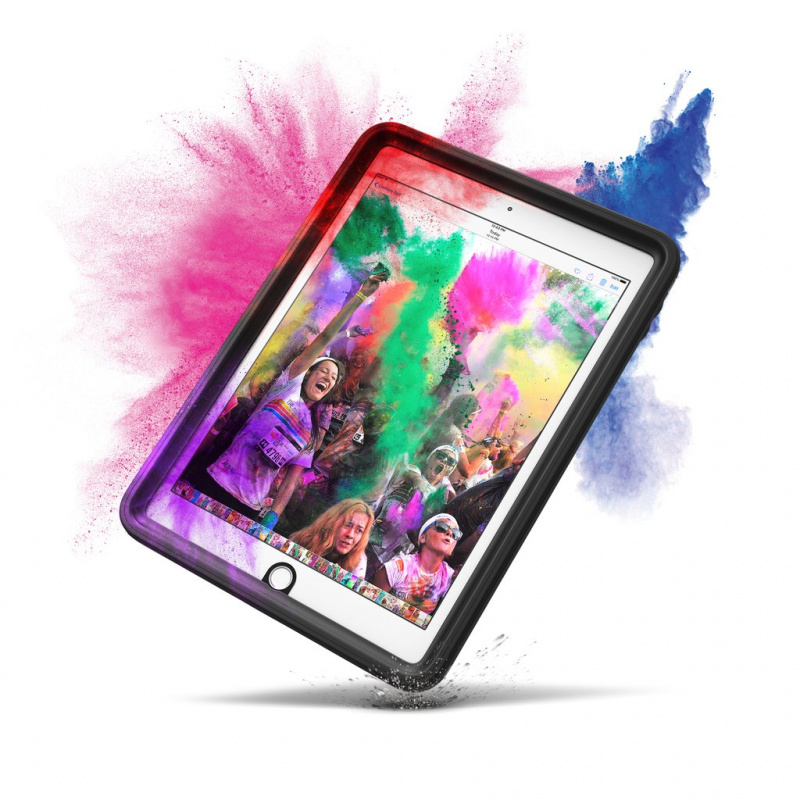 Catalyst Waterproof Case For IPad - 5TH & 6TH GEN (Stealth Black)