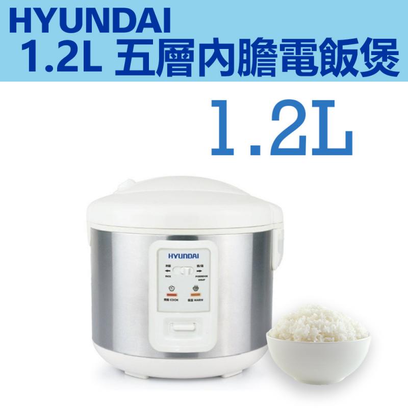 現代 - 1.2L 五層內膽電飯煲 - HY-DR12