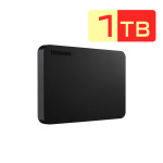 "Toshiba 1TB A3 Canvio Basics 2.5""外接硬碟"